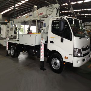 Truck Mounted SH09-AS